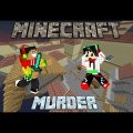 【Minecraft】殺人犯から逃げろ!?「Murder」【ミニゲーム】